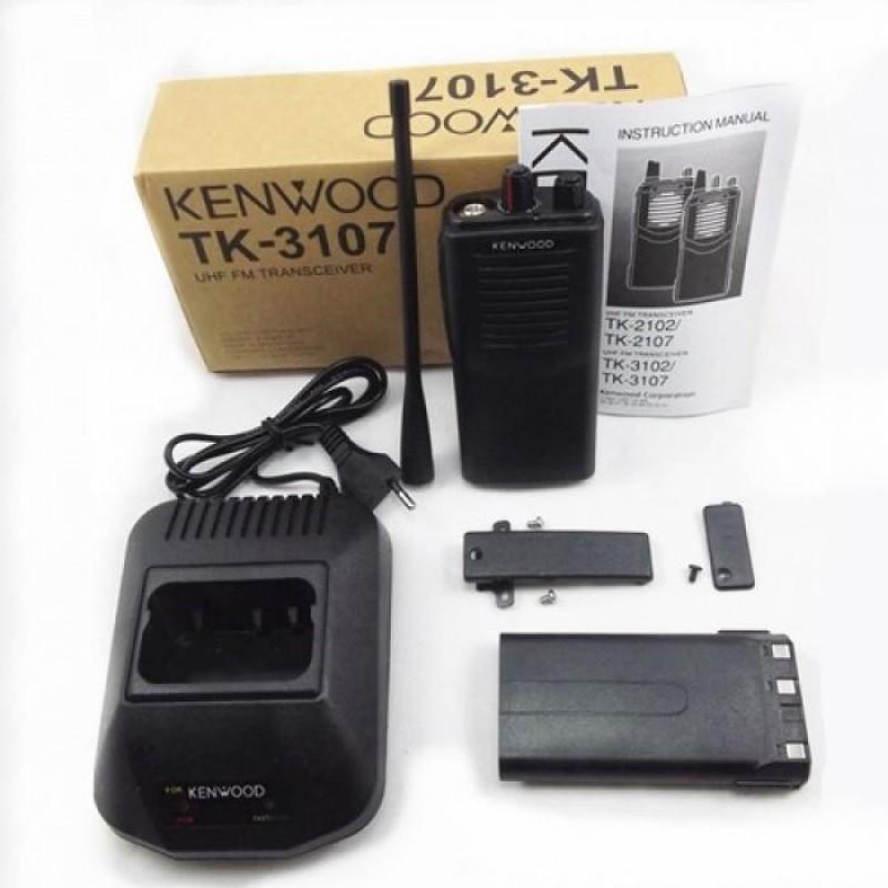 Kenwood TK-3107 Walkie Talkie - Other - Accessories