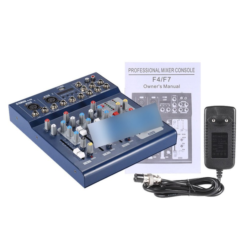 Yamaha Mixer With Phantom Power And Usb