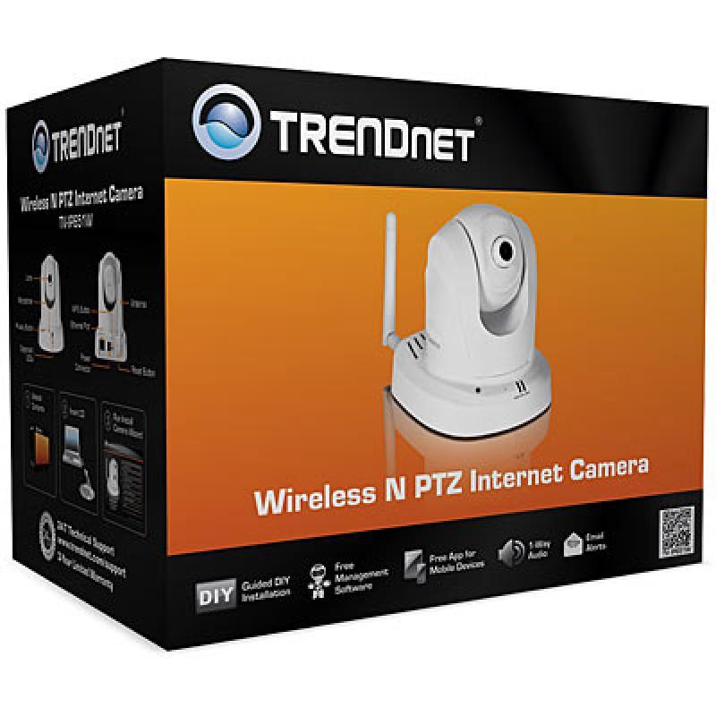 Trendnet Network IP Camera (TV-IP651W)