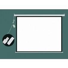 "Projector Electric Screen 4:3 Aspect Ratio 70"""
