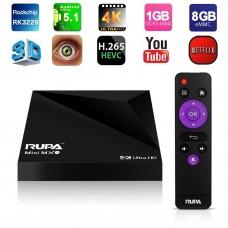 Mini MX9 Android TV Box 4K