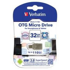 Verbatim OTG Micro Drive USB 3.0