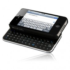Ultra-thin Sliding Bluetooth Keyboard for iPhone 4