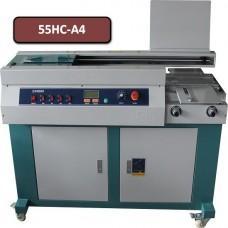 Book binder, Perfect Glue Binding Machine 55HC-A4