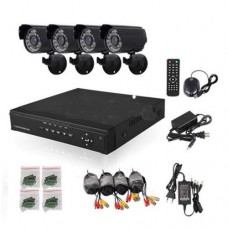 Lionvision LV-K5104AHD 4CH H.264 real-time recording network DVR