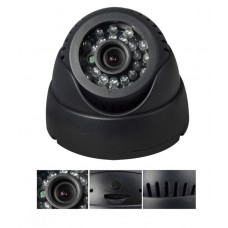 Dome Camera With Built-in DVR & TV-OUT