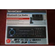 SilverCrest Bluetooth Car Radio CRB-631