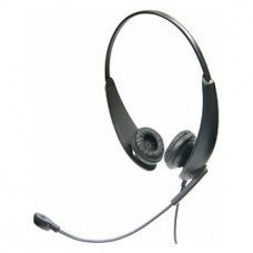 Accutone TB710 Binaural Call Center Headset
