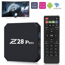 Z28 Pro Android 7.1 TV Box (2017)