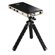 DLP Pocket Projector P09 Smart HD 4k Android 6.0