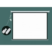 """Projector Electric Screen 70"""" motorized"""