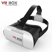 VR BOX Virtual Reality 3D Glasses With Remote