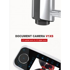 HD Document Camera With Optical Zoom V1XS