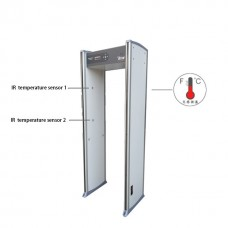 Archway metal and Body Temperature Detector Gate