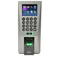 ZKTeco F18 Access Control with Fingerprint Scanner