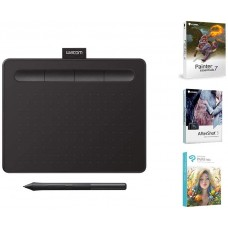 Wacom CTL-4100WL Intuos Graphics Tab With Bluetooth