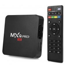 MXQ Pro 4K Smart TV Box Android PC