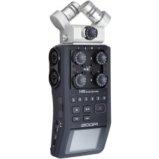Zoom H6 Six-Track Portable Voice Recorder
