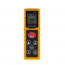 Laser Distance Meter with Backlit Display 40m CP-40H