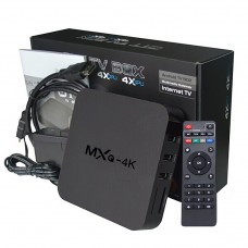 MXQ 4K Smart TV Box Android PC