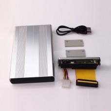 "USB 2.0 EXTERNAL IDE HARD DRIVE ENCLOSURE BOX CASE 3.5"""