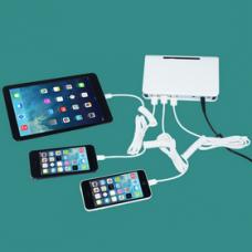 Mobile Tablet Locking Alarm System For Shop