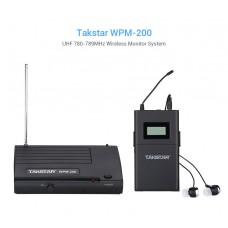 WPM-200 In Ear WIRELESS Reciever for Transcript / Interpretation / Simultaneous / Conference