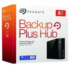 Seagate Backup Plus Hub 8TB External Desktop Hard Drive