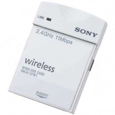 Sony SNCA-CFW1 wireless LAN card 2.4Ghz