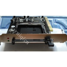 PCI To PCMCIA Card Ricoh RL5C475A Chipset